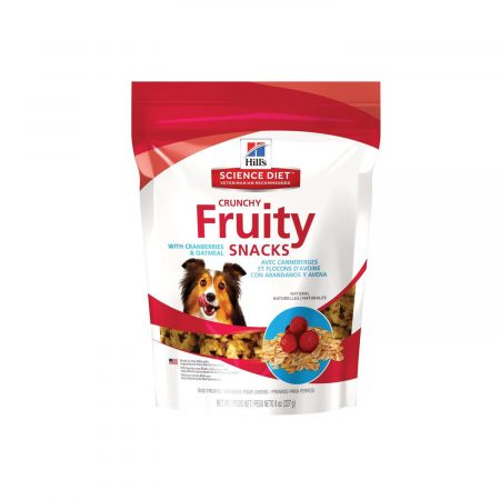 Hills Science Diet - Fruity Snacks Arandano y Avena