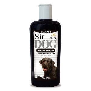 Shampoo - SIR DOG Black