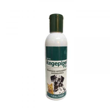 REGEPIPEL PLUS - Shampoo