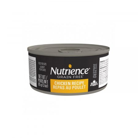 NUTRIENCE SUBZERO LATA - GATO - POLLO