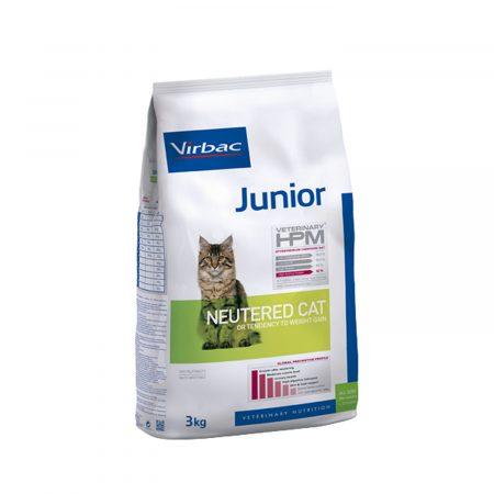 VIRBAC HPM - JUNIOR NEUTERED CAT