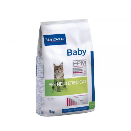 VIRBAC HPM - BABY PRE NEUTERED CAT
