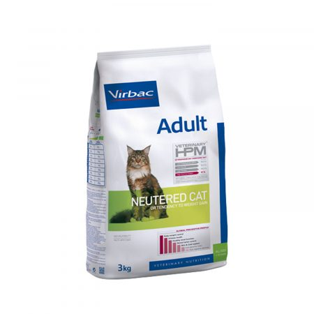 VIRBAC HPM - ADULT NEUTERED CAT