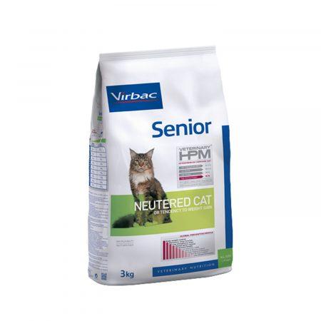 VIRBAC HPM - SENIOR NEUTERED CAT