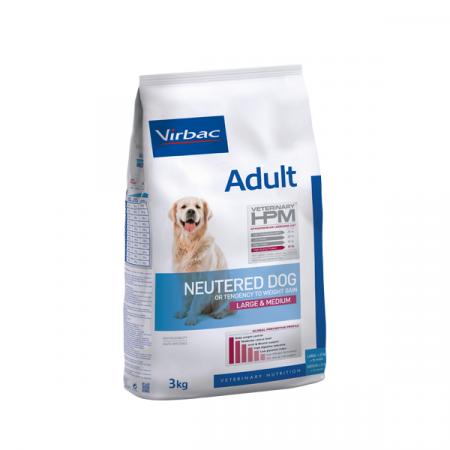 VIRBAC HPM - ADULT NEUTERED DOG LARGE & MEDIUM