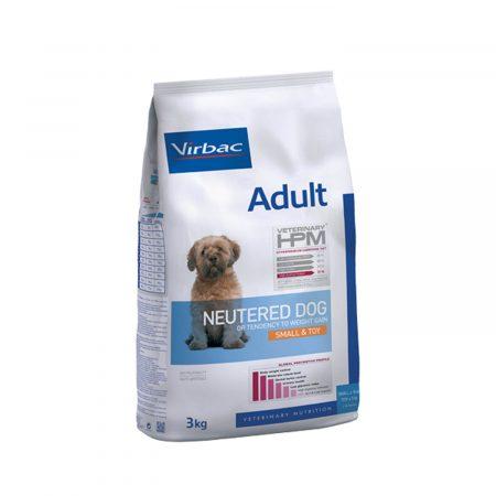 VIRBAC HPM - ADULT NEUTERED DOG SMALL & TOY