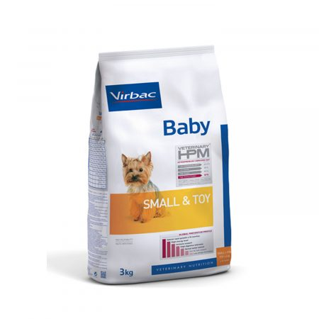 VIRBAC HPM – BABY SMALL & TOY