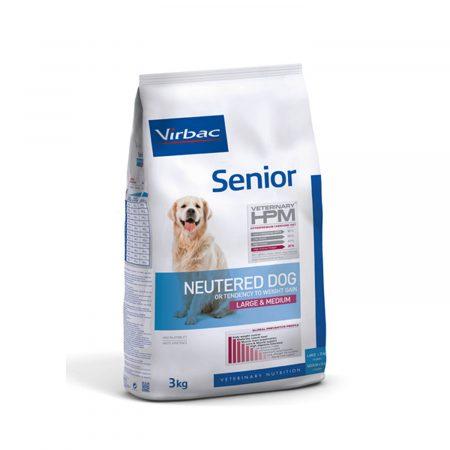VIRBAC HPM - SENIOR NEUTERED DOG LARGE & MEDIUM