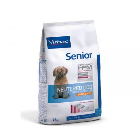 VIRBAC HPM - SENIOR NEUTERED DOG SMALL & TOY