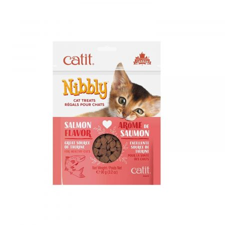 CATIT NIBBLY SNACK - SALMON