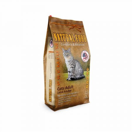 NATURAL FOOD CAT ADULT