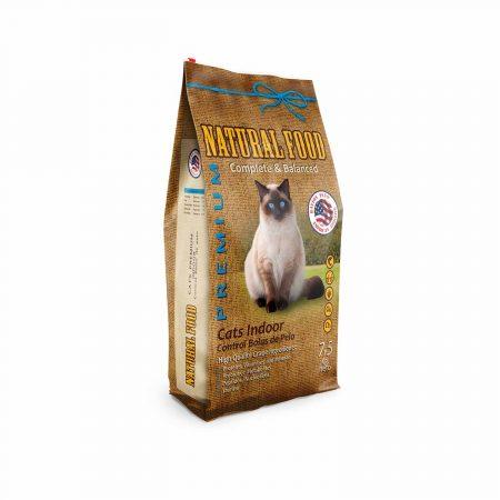 NATURAL FOOD CAT ADULT INDOOR