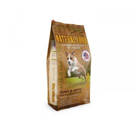 NATURAL FOOD ADULT DOG BONES & JOINTS PREMIUM