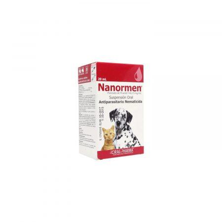 NANORMEN - Suspensión Oral