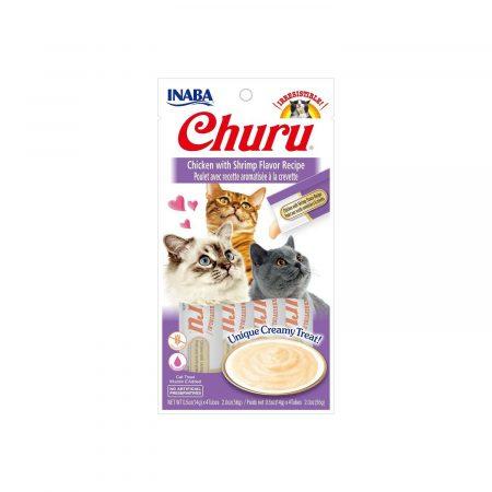 Inaba Ciao Churu - Pollo con Camarón