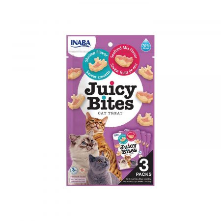 Inaba Juicy Bites -  Camarón y Mariscos