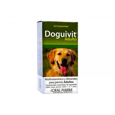 DOGUIVIT ADULTO - Comprimido Oral