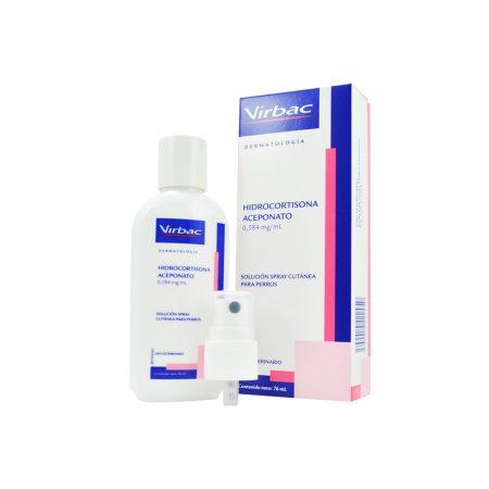 Virbac - Hidrocortisona Aceponato Spray