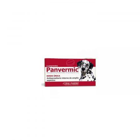 PANVERMIC - Comprimido Oral