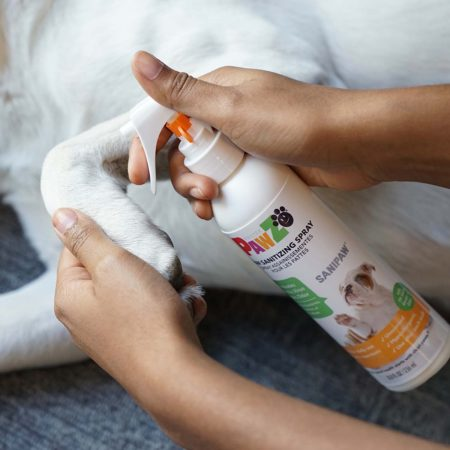 SANIPAW – DAILY PAW SPRAY