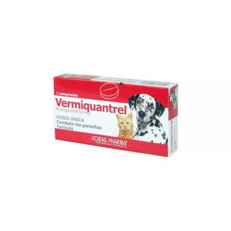 VERMIQUANTREL -Comprimido Oral