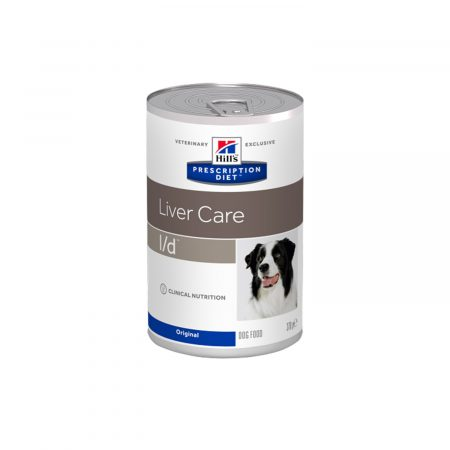Hills Prescription Diet l/d Liver Care Lata
