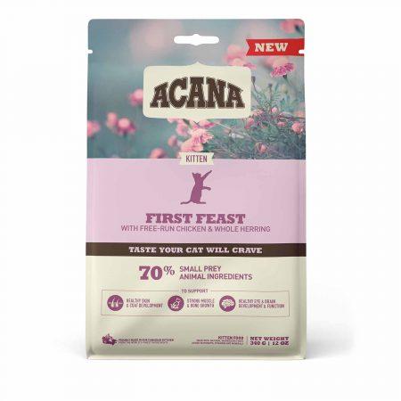 ACANA CAT FIRST FEAST