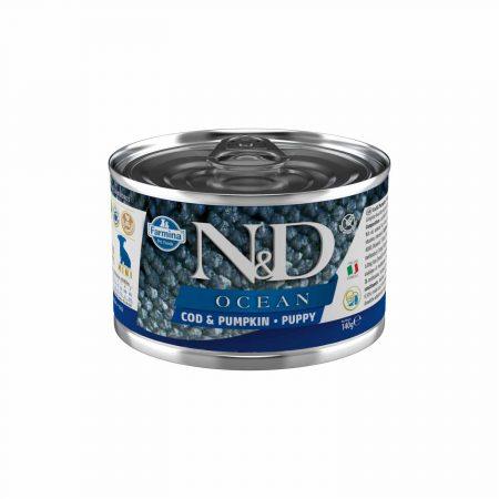 N&D DOG OCEAN COD PUMPKIN PUPPY MINI