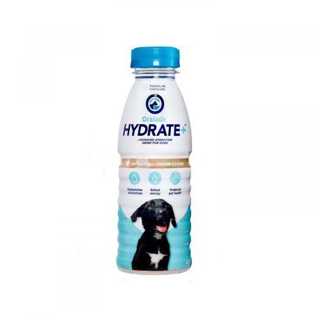 ORALADE  HYDRATE+ DOG