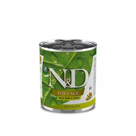 N&D DOG PRIME JABALÍ & MANZANA