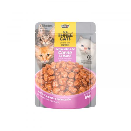 SACHET THREE CATS - GATITOS