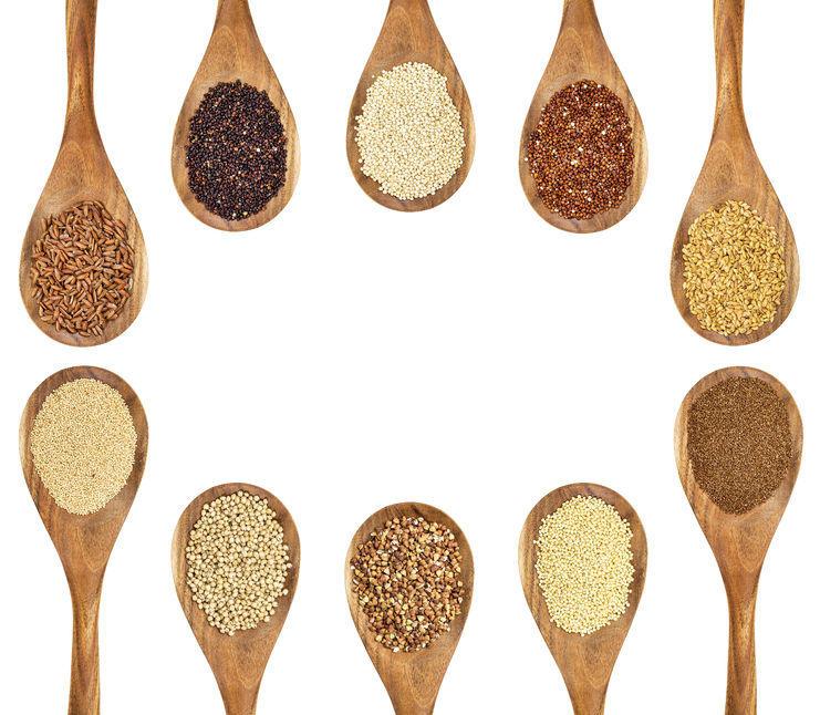 List of Gluten Free Grains