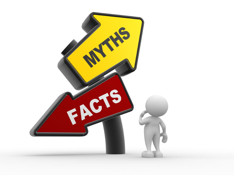 Four Nutrition Myths That Need To Go Away