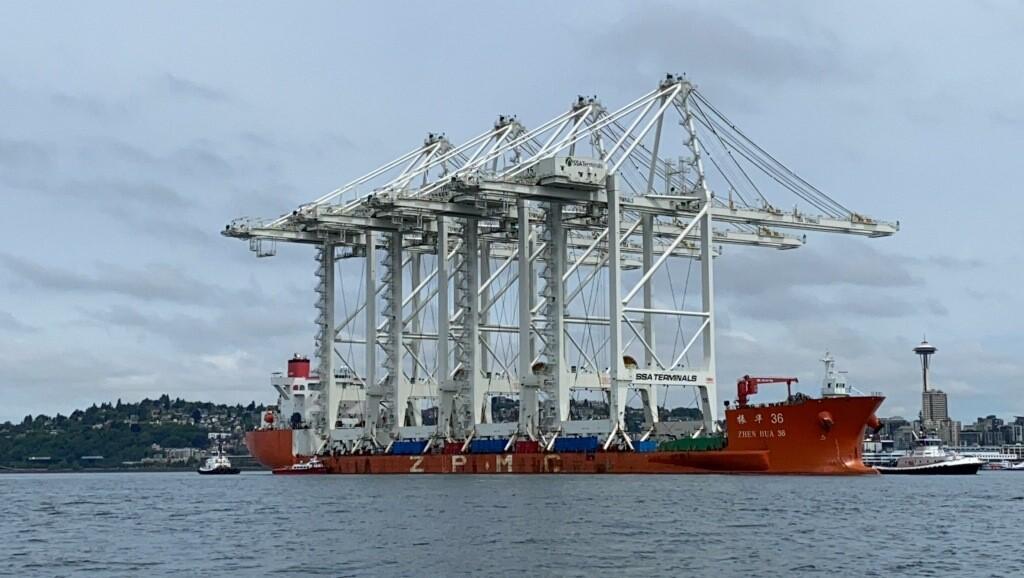T5 Cranes