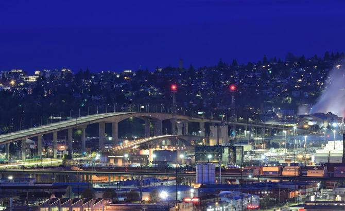 West Seattle Bridge