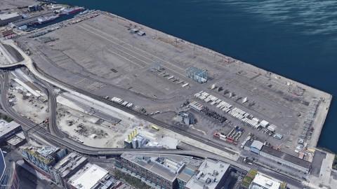 Terminal 46 in Seattle.