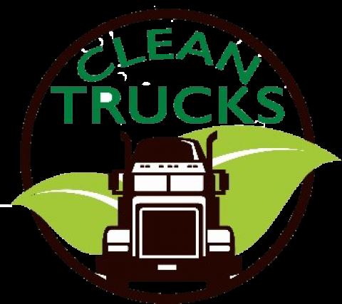 Clean trucks logo