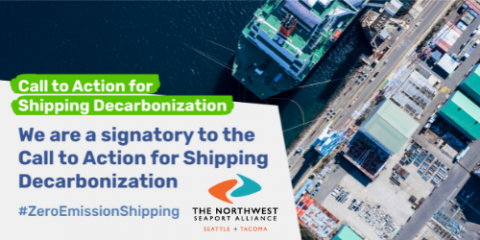Call to Action for Shipping Decarbonization