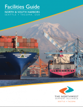 Cover of the 2020 NWSA Facilities Guide