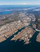 Northwest Seaport Alliance Seattle Harbor