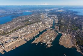 Northwest Seaport Alliance Seattle Harbor