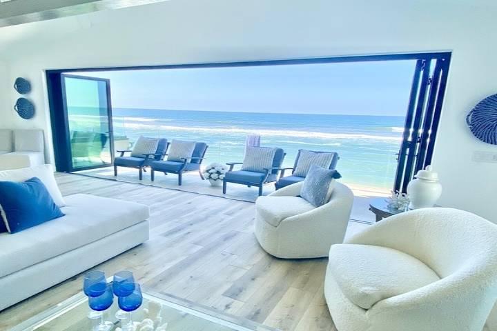 Stunning 8Br Beachfront Vacation Rental