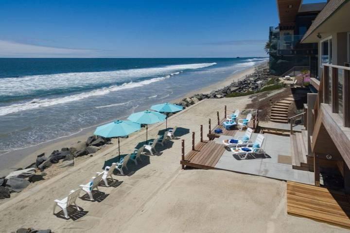 Beach Front Estate