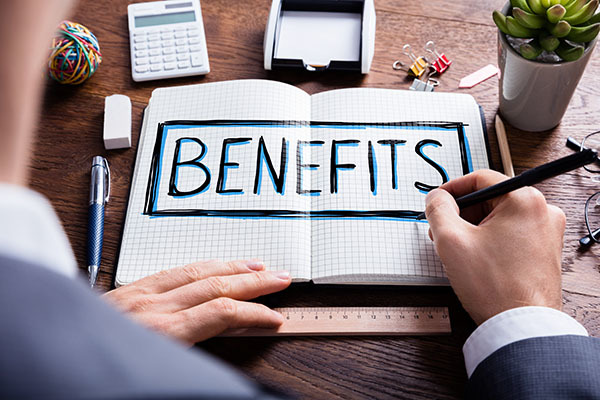 Benefits web