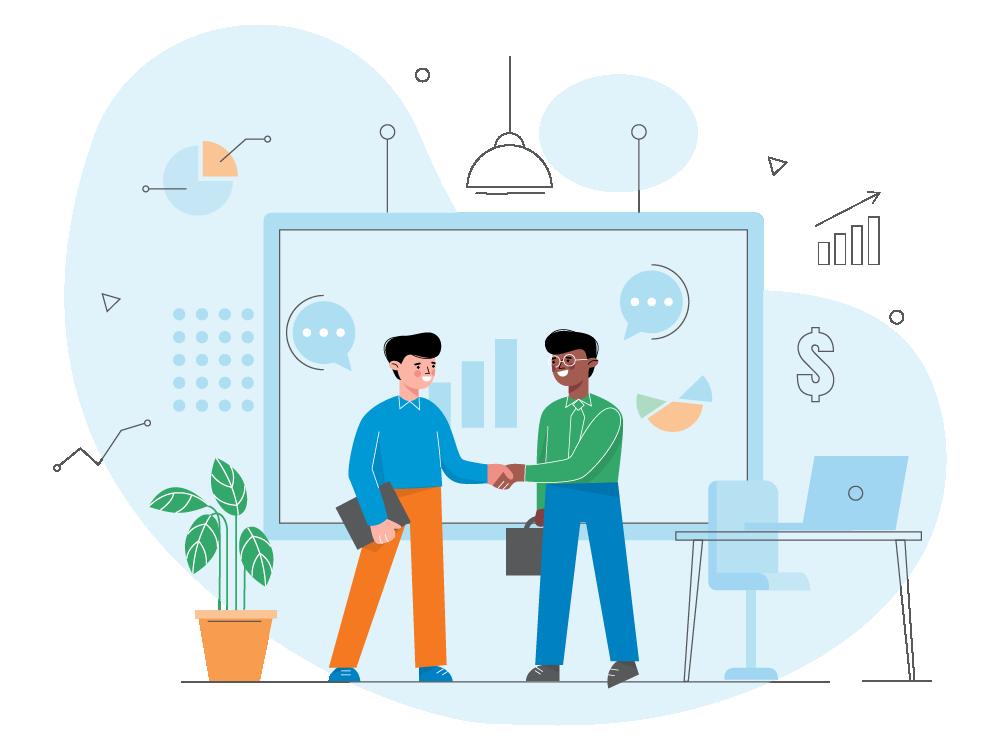 Partners Illustration