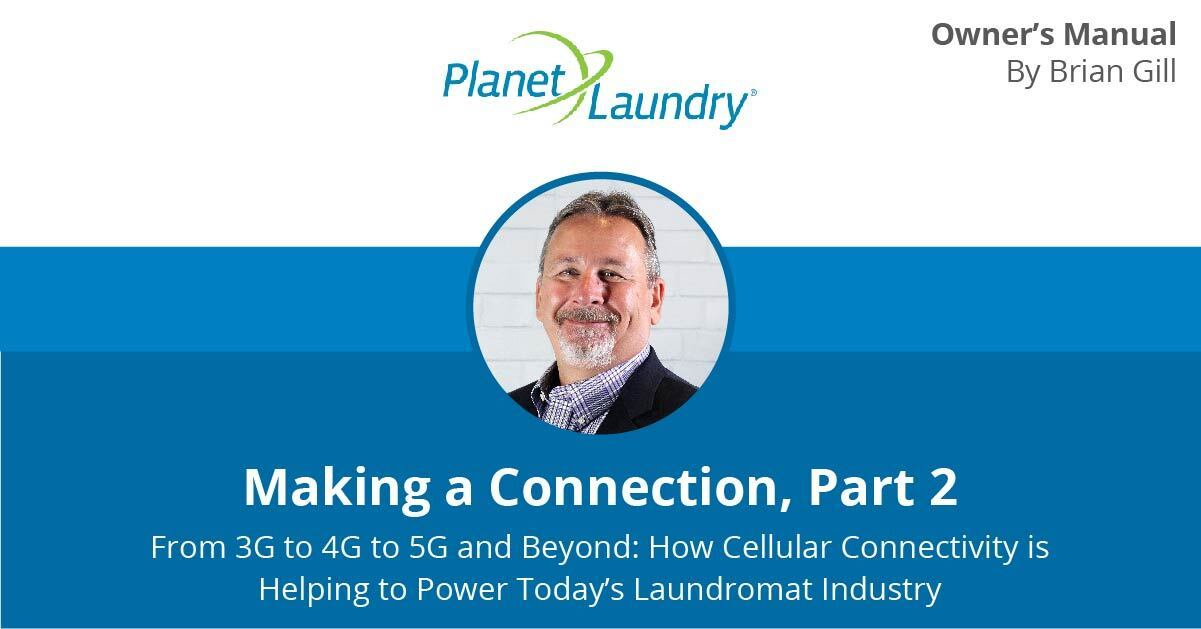 Planet Laundry part 2 Linked In