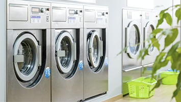 Redefining Commercial Laundry with Io T
