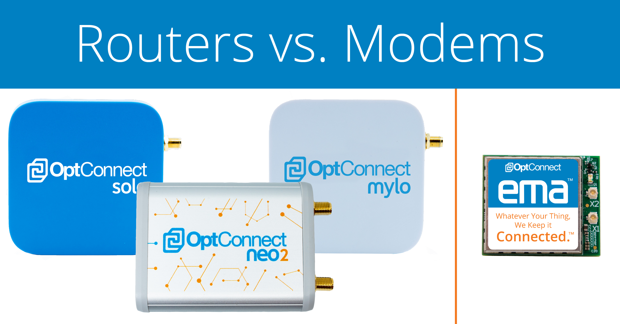 Routers vs Modems Linked In