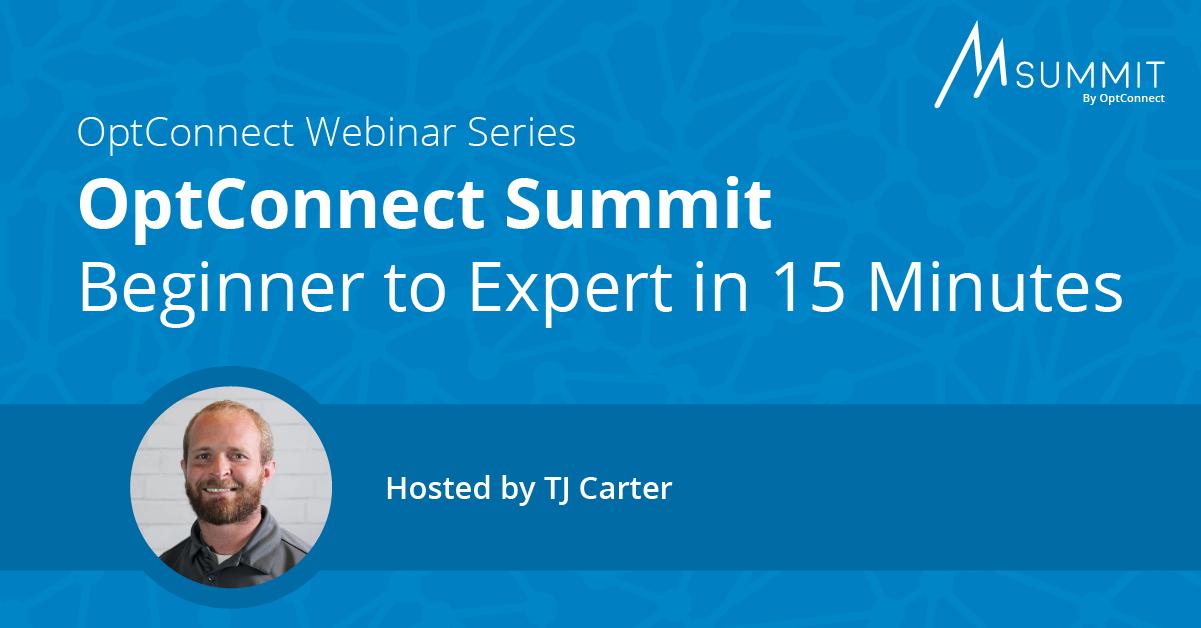 Summit Webinar Linked In