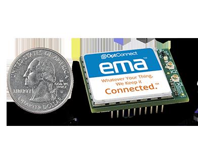Ema with quarter